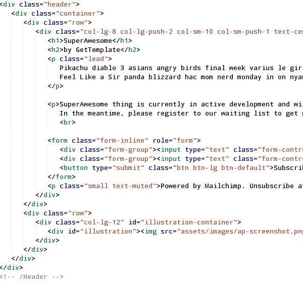 bitcoin html code